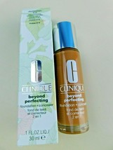 Clinique Beyond Perfecting Foundation + Concealer 23 Ginger New - $18.76