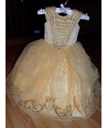 Size 4 Disney Store Limited Edition Beauty and the Beast Belle Costume D... - $260.00