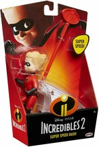 """The Incredibles 2 Super Speed Dash 6"""" Action Figure - $16.82"""