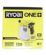 Ryobi 18v Battery Operated Compact Handheld Sprayer TOOL ONLY PSP01B New... - $123.75