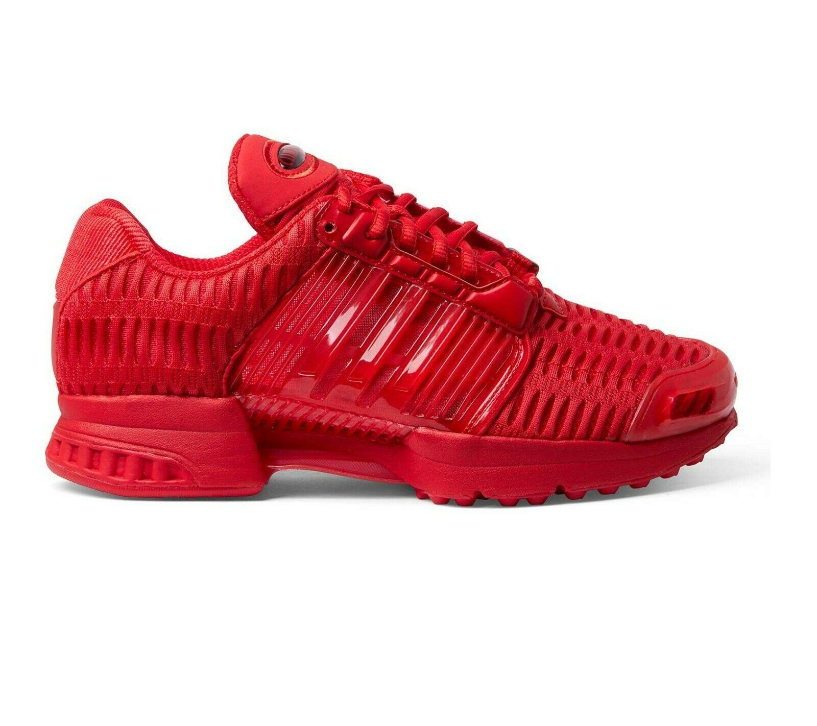 Adidas Originals Clima Cool 1 Triple Red Collegiate BA8581 Mens Size 10