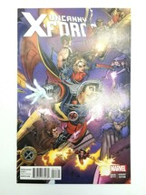Uncanny X-Force 11 Larroca 50th Anniversary Variant Cover 2013 Marvel Co... - $19.26