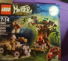 LEGO Monster Fighters - Rare -  Werewolf 9463 - New & Sealed - $49.99