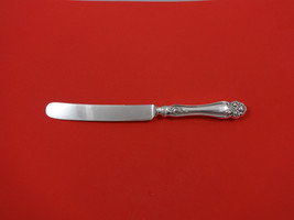 American Beauty Rose by Holmes & Edwards Plate Silverplate Dinner Knife HH - $29.00