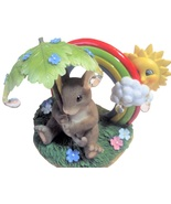 Charming Tails There's No Rainbow Without the Rain (Rainbow Gift Set) 98... - $37.99