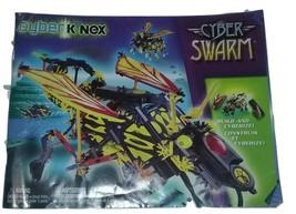 Cyber K'nex Manual Book  Cyber Swarm Bug  Knex Building Toys  - $10.99