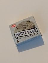 Hem White Sage Incense Cones (10 Cones Per Pack) - $1.25