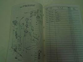 Nissan Marine Outboard Motor NS 40D2 • NS 50D2 Teile Katalog Manuell OEM image 3