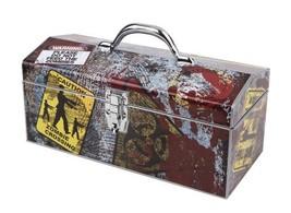 Sainty Art Works 24-059 Zombie Art Deco Tool Box - $47.34