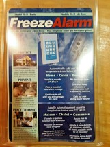 Freeze Alarm FA-B Basic Dialer w/ Cord calls you when your building freezes - $19.79