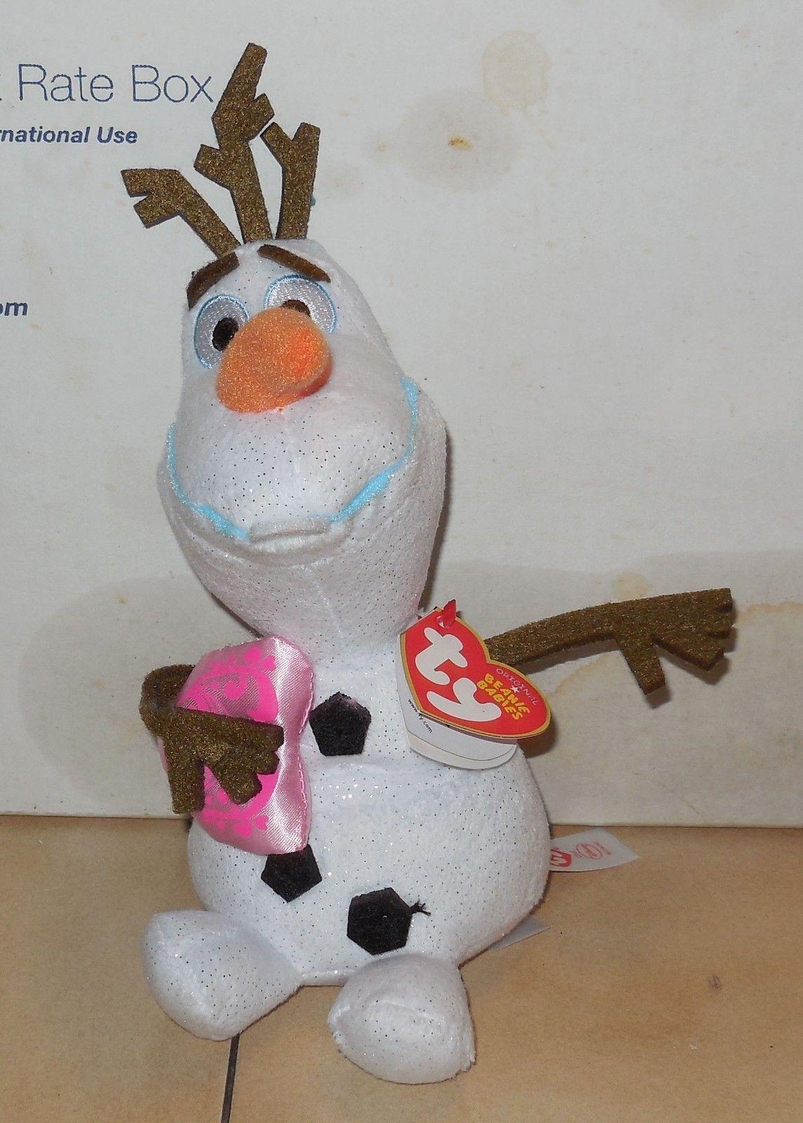 441d5506203 Ty Beanie Baby Disney Frozen OLAF 6