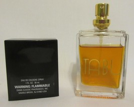 Tabu Vintage Eau De Cologne Spray Dana Classi Fragrances Perfume Womens ... - $9.87