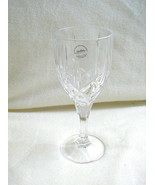 NEW Gorham Crystal LADY ANNE SIGNATURE Goblet  8  Inches Tall Holds 11 O... - $21.77