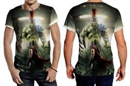 Thor Ragnarok 2017 Hulk Poster Tee Men's - $22.99