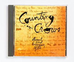 Counting Crows - August and Everything After - $4.25