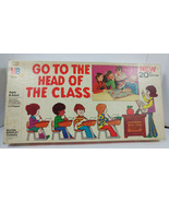 Go To The Head Of The Class 20th Edition 1978 Vintage Board Game - $17.79