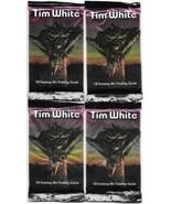 Tim White Sci-Fi Fantasy Art Trading Cards 4 SEALED Packs 1994 FPG - $9.74