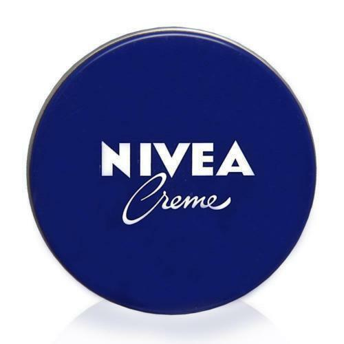 60ml X 5p Nivea cream NIVEA CREME for Face,Body & Hands Moisturizer for Dry Skin