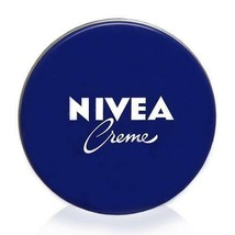 60ml X 5p Nivea cream NIVEA CREME for Face,Body & Hands Moisturizer for Dry Skin image 2