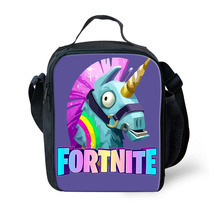 Fortnite Fort Nite Fortnight Game Lunchbox Bag Lunch Box Battle Royale U... - $26.73 CAD
