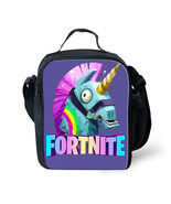 Fortnite Fort Nite Fortnight Game Lunchbox Bag Lunch Box Battle Royale U... - £15.56 GBP