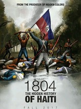 Tariq Nasheed Dvd Wyclef Jean 1804: The Hidden History of Haiti Hidden C... - $46.71