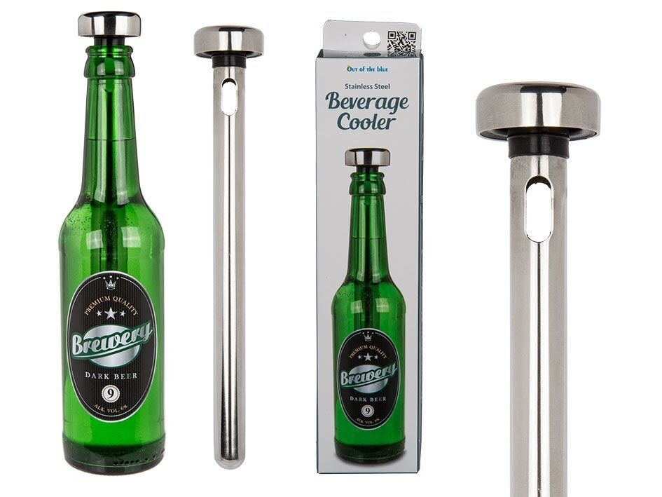 Primary image for Stainless Steel Beer / Wine Cooler Ice Chiller Rod Stick