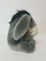 "Disneyland Eeyore Plush Gray Donkey Winnie the Pooh 8.5"" Stuffed Animal image 2"