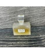 Vtg Miss Dior Mini Perfume Parfum Bottle Perfume Crystal Stopper Christi... - $24.70