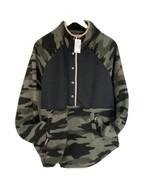 Maurices Black Pink & Camo Warm Fleece Women's Plus Size 0X XXL Pullover... - $34.64