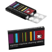 CINO CLEANO Tablets Espresso Machine Cleaning Tablets 8-Ct for Breville ... - $11.71