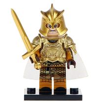 Barristan Selmy Kingsguard white cloaks Game of Thrones Lego Minifigures Block - $2.99