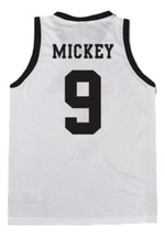 Mickey St Vitus Basketball Diaries Mark Wahlberg Jersey Sewn White Any Size image 5