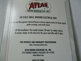 Atlas # BLMA4310 Electrical Box Modern Small HO-Scale image 5