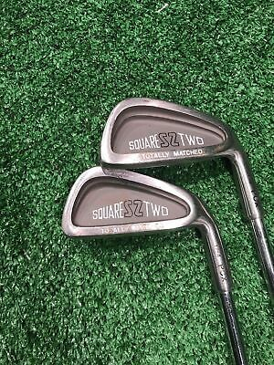 Primary image for Square Two S2 5 and 8 Iron Set Steel, Right handed