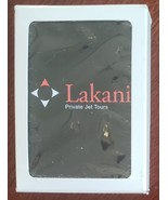Lakani Private Jet Tours Promotional Deck of Playing Cards - $5.95