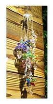 H&D HYALINE & DORA Hanging Crystal Guardian Angel Window Sun Catcher Rainbow Mak
