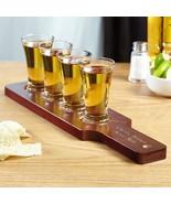 Monterrey Personalized Tequila Shot Flight Set - $39.95