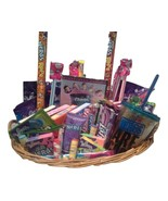 Willy Wonka Candy Gift Basket  - $60.00