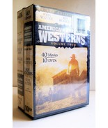 America's Greatest Westerns Collector Set Volume 3 & 4 (20 DVDs 81 Movies) - $26.91