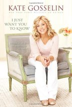 I Just Want You to Know: Letters to My Kids on Love, Faith, and Family G... - $4.62