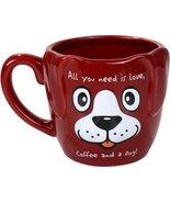 Dog - Love Coffee Dog Mug - $15.79