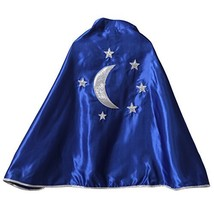 Kids Blue Magician Star & Moon Cape - $31.55