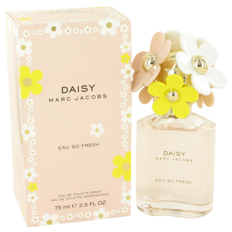 Marc jacobs daisy eau so fresh 2.5 oz perfume