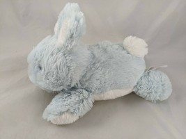 "Animal Adventure Blue Rabbit Plush Bunny 9"" 2018 Stuffed Animal Toy - $14.45"