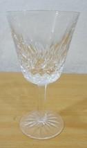 Waterford Crystal Lismore Wine Glass Goblet 6 inch Signed - $47.53