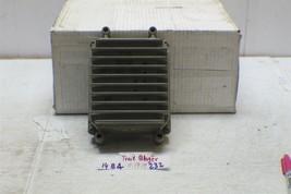 2003-2004 Chevrolet Trailblazer Engine Control Unit ECU 12574976 Module 232 14B4 - $17.81