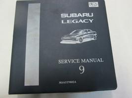 1998 Subaru Legacy Service Repair Shop Manual Volume 9 FACTORY OEM BOOK ... - $54.44