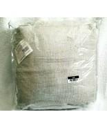 Potter Barn BELGIAN FLAX LINEN WAFFLE Duvet Cover King / Cal King NWOT  ... - $195.00