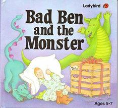 Bad Ben and the Monster/Ages 5-7 Stimson, Joan and Palmisciano, Diane image 2